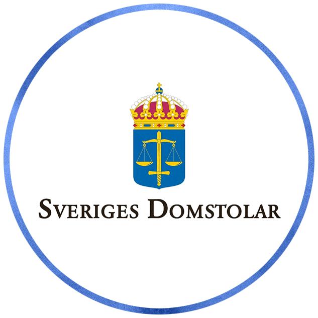 Sveriges domstolar